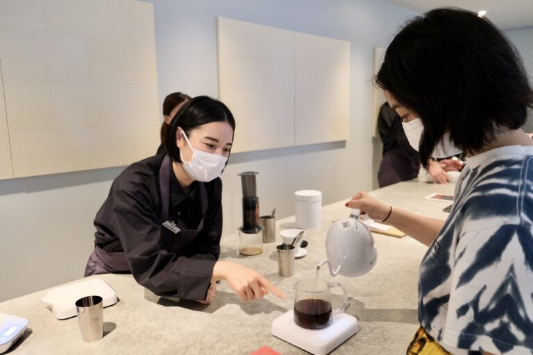OGAWA COFFEE LABORATORY 下北沢
