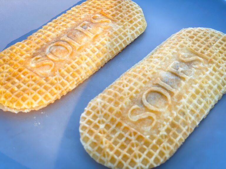 〈ソールズ ゴーフレット〉バターゴーフレット