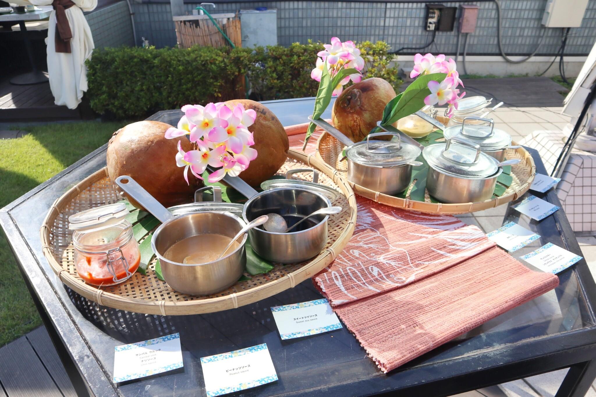ビアガーデンでバリ島旅行気分!〈ハイアットリージェンシー大阪〉のBBQビアガーデンへ。