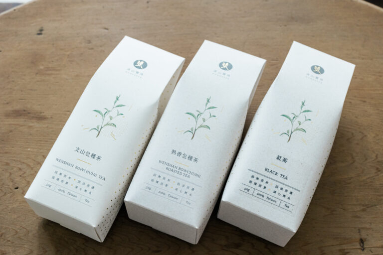フレッシュな香り、熟成タイプ、発酵の深いものなど。熟香包種茶、蜂蜜紅茶、文山包種茶や紅茶がおすすめ。