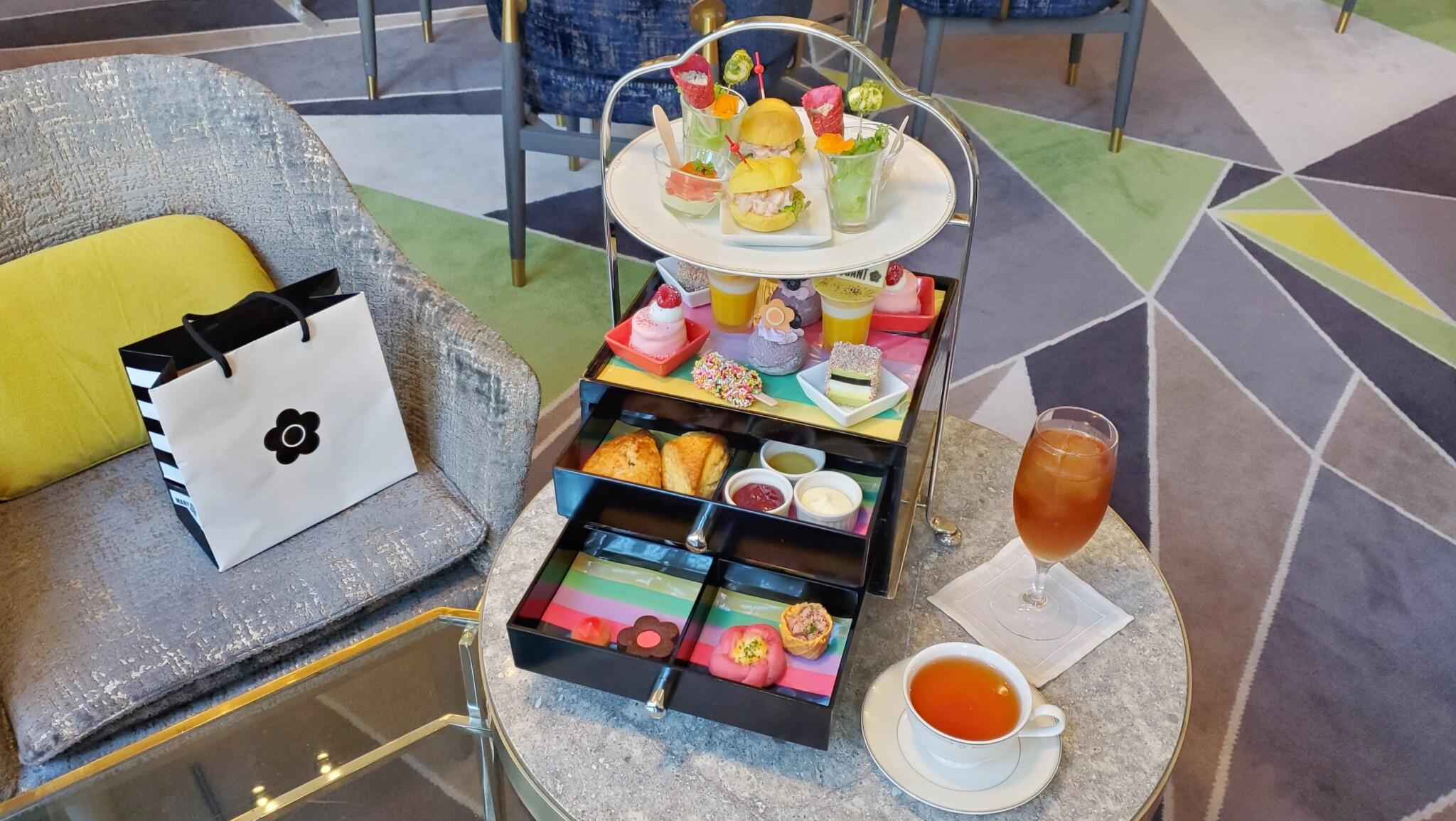 【大阪】2021年夏のアフタヌーンティー&ホテルビュッフェ4選。ホテルで贅沢な時間を過ごそう。