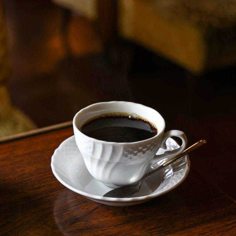 「ブレンドコーヒー」430円