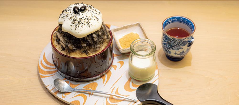 日本料理の名店が手がけるかき氷も!【2021年夏】何度も食べたくなる和風かき氷4選