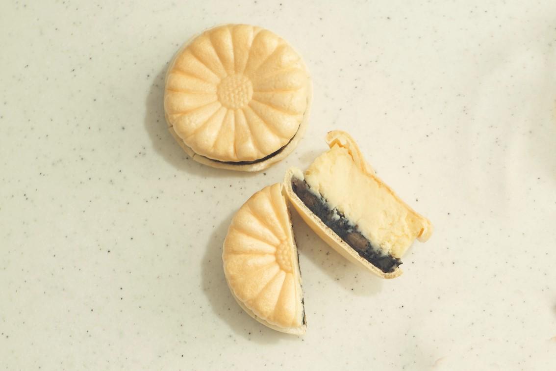最中にチーズケーキ?【京都】お取り寄せできる個性派チーズケーキ。