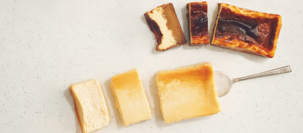 """和風バスクチーズケーキも!+αの素材を合わせた""""進化系""""チーズケーキ5選"""
