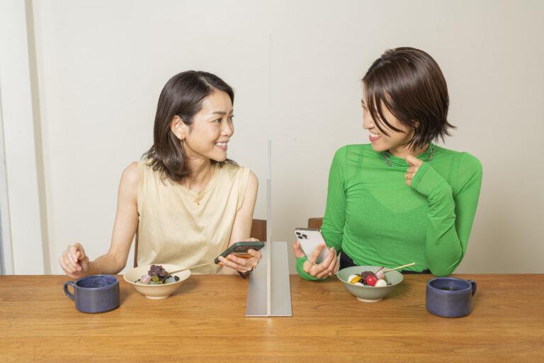 「年間パスは通常の『Eats パス』に比べて年間40%オフなの!」(横谷さん)