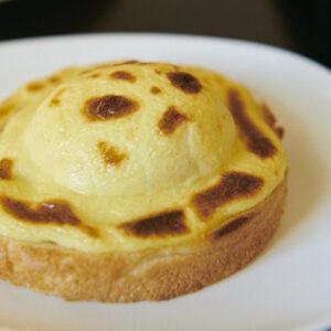 菅原さんNO.1ヒットはエッグベネディクト。「作りたてが食べられるので幸せな気分に」(菅原さん)。