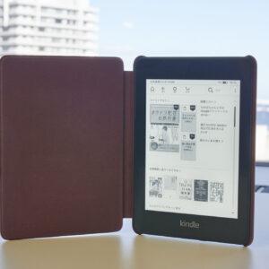 Kindleも愛用。「気になると思ったものは、まず電子書籍でチェックします」(上村さん)。