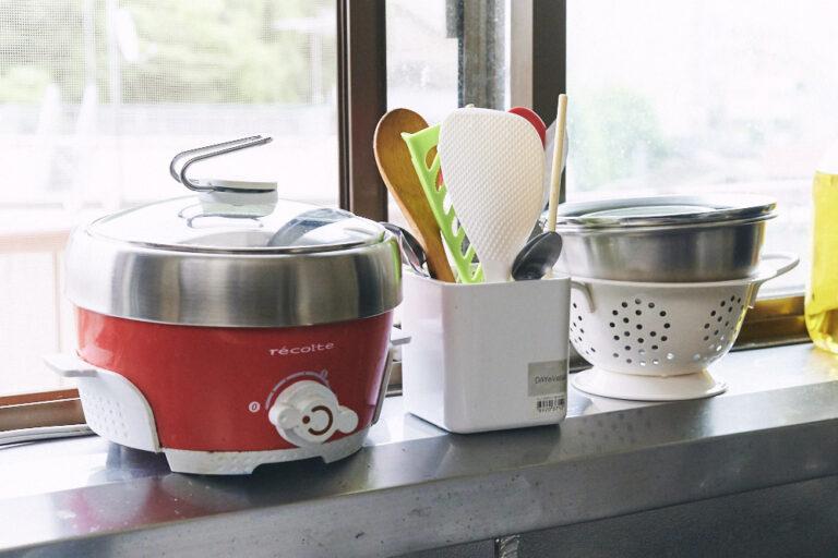 【POINT】(おまけ)細川家の調理道具はこれだけ。