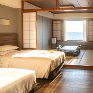 #南紀白浜マリオットホテル #快適和洋室