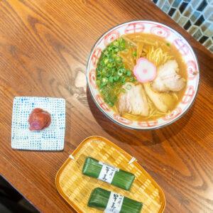 #中華そば丸田屋 #和歌山ラーメン #早寿司