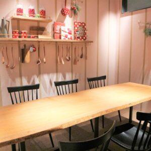 「ミニーマウスデザイン個室」。