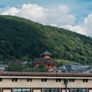 歴史のある小学校校舎の記憶を継承して、2020年にオープン。〈ザ・ホテル⻘龍 京都清水〉にチェックイン!
