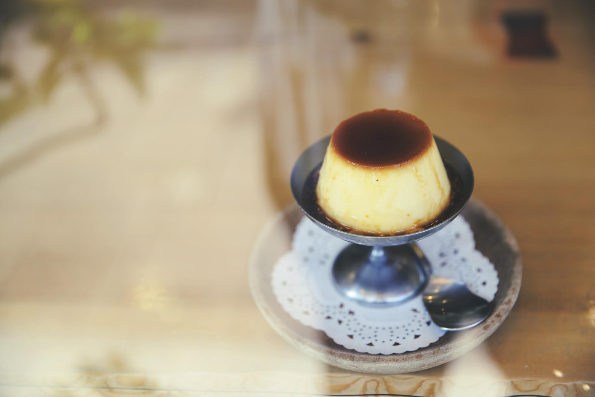 【京都】喫茶店の昔ながらの定番プリン8選。お酒にも合う大人なプリンも。