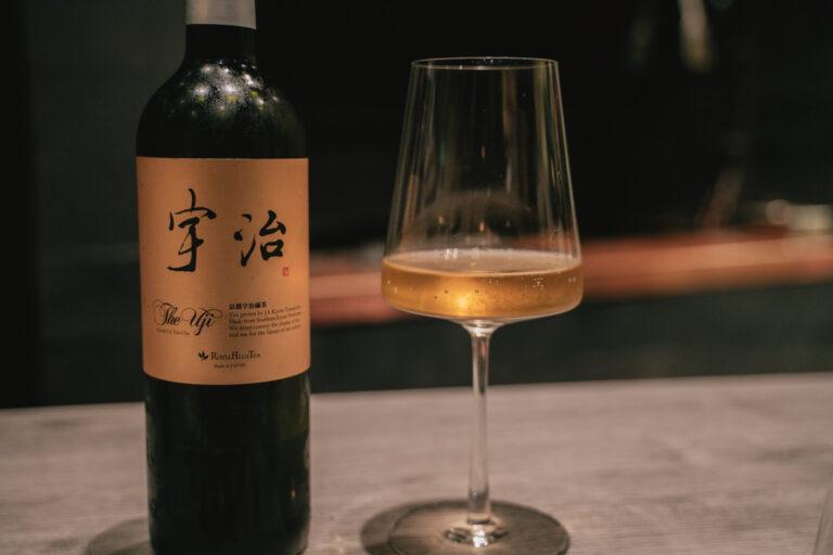 「京都宇治甜茶The Uji」。