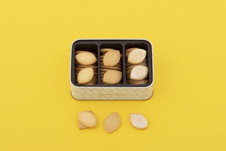 〈 POMOLOGY〉のクッキーボックス レモン