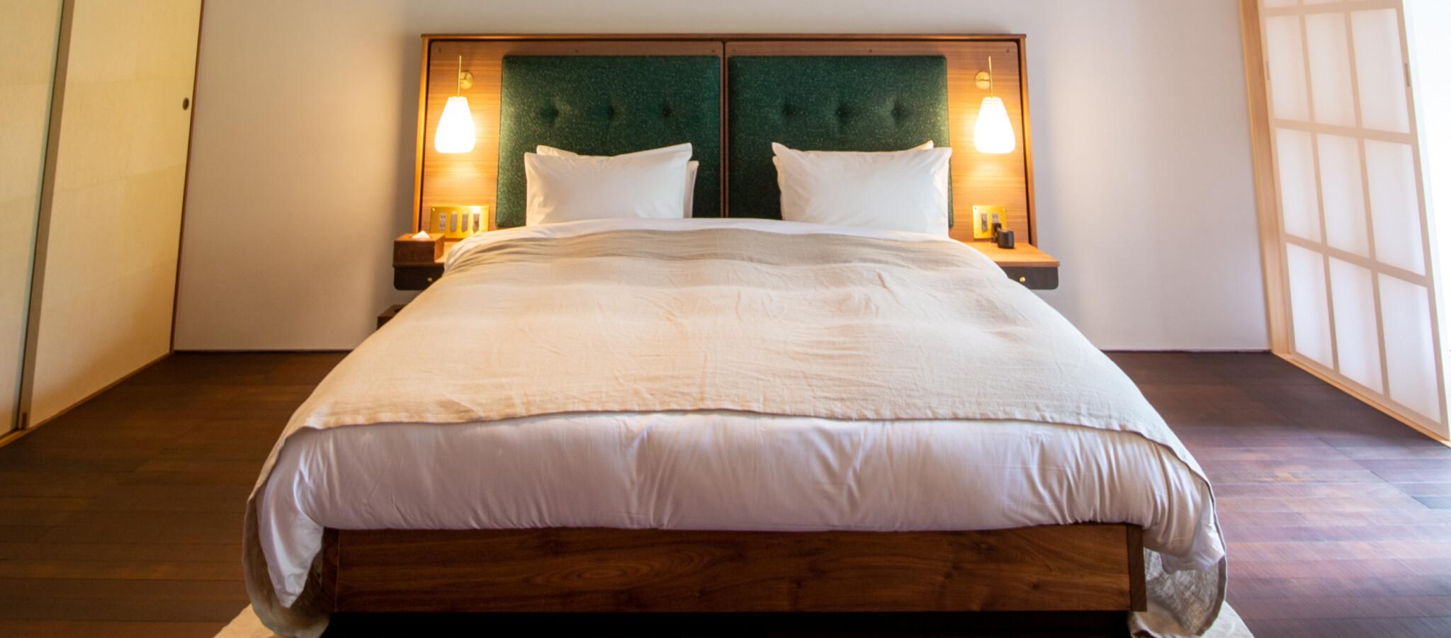 大人の京都旅へ。2021年開業のホテル〈嵐山邸宅 MAMA〉で過ごす贅沢な時間。