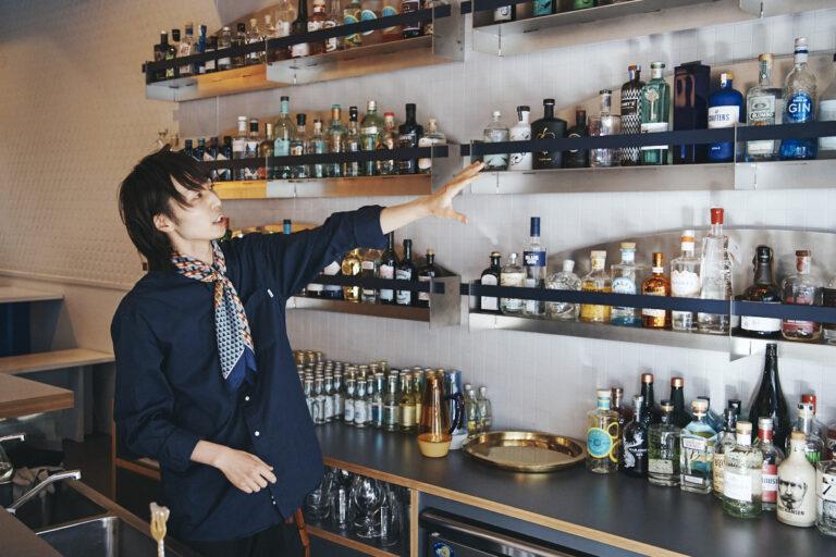 中目黒〈The World Gin&Tonic〔Antonic〕〉