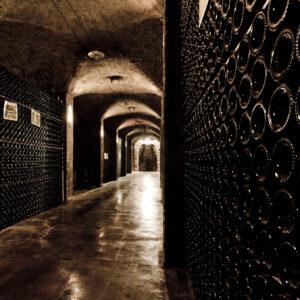 フランスのシャンパンと同じ製法で作られているからきめ細やかな泡が実現できる、フランチャコルタ。