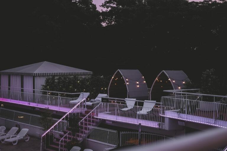 NAKED NIGHT SAUNA × HOTEL NEW OTANI