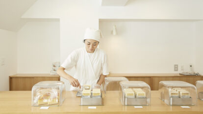 手に届く憧れを叶える、洋菓子店〈SAVEUR〉の魅力。