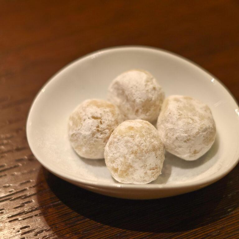 「珈琲に合うクッキー」350円