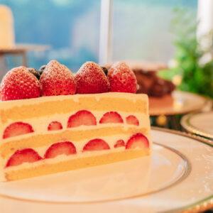 椿山荘クリスマスケーキ