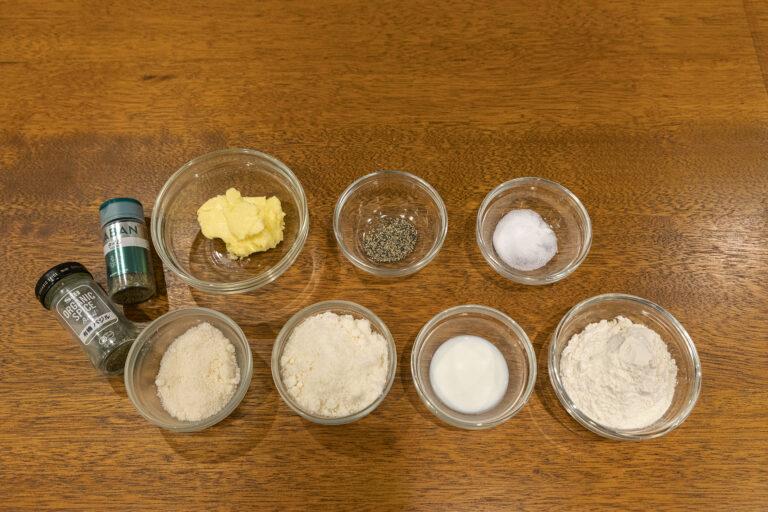 パルメザンチーズは市販のボトル入り大丈夫。