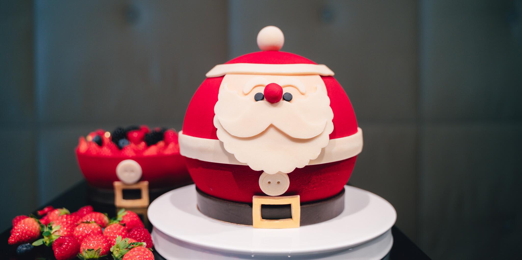 米粉100%の商品も!〈パレスホテル東京〉2021年クリスマスケーキで煌びやかなクリスマスを。