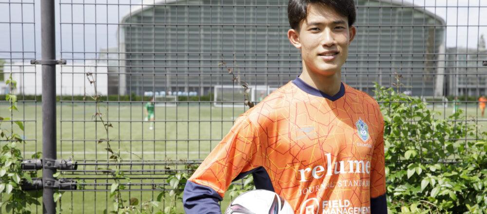 谷 晃生選手