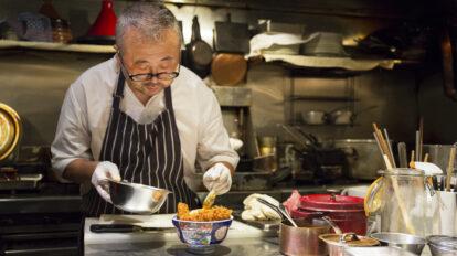 【銀座】20年間ディナー一本勝負だった〈マルディ グラ〉が、遊び心いっぱいのランチを始めて。