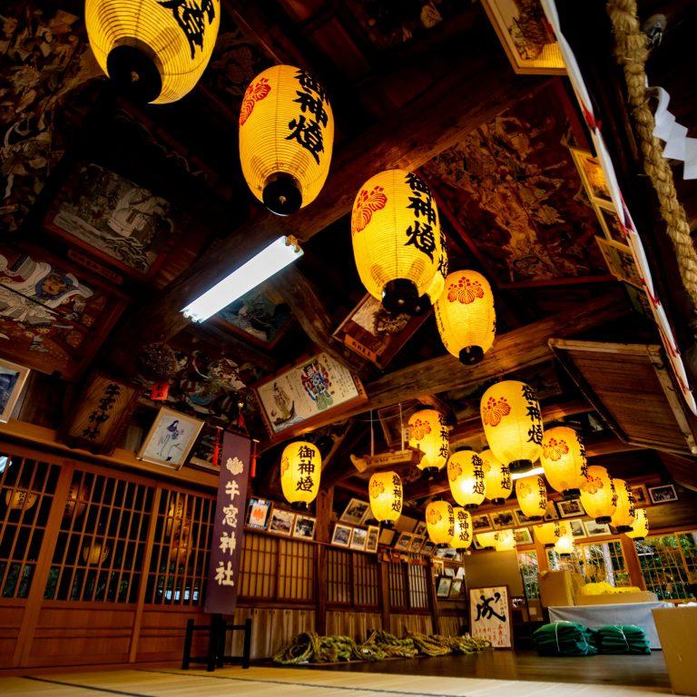 岡山 牛窓神社