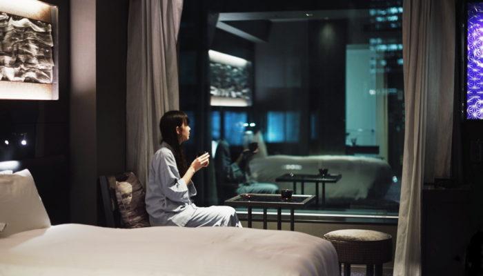 〈三井ガーデンホテル日本橋プレミア〉で、1泊2日のご褒美ステイを!