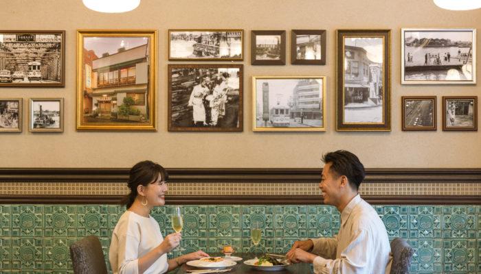 トレンドと伝統を体感できる!〈三井ガーデンホテル日本橋プレミア〉で叶う、週末お泊まりデートプラン。