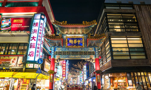 西武鉄道chinatown