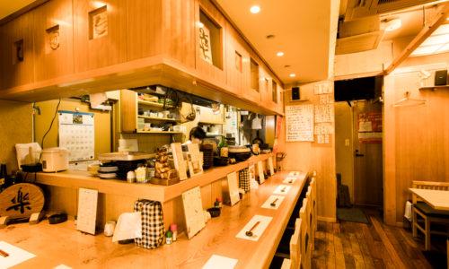 「このお店ができて以降、東久留米の飲み屋さんの勢力図がガラッと変わった」と三浦さんが言うほど街にインパクトを起こしたのは、その味の良さと営業時間。「なんでもないような普通のメニューでもすごくおいしいんです」