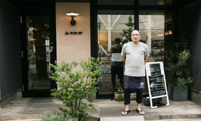 元酒屋が、自然派レストランに転身。椎名町界隈で、体にやさしい料理とお酒を丁寧に提供する〈みかわや〉。