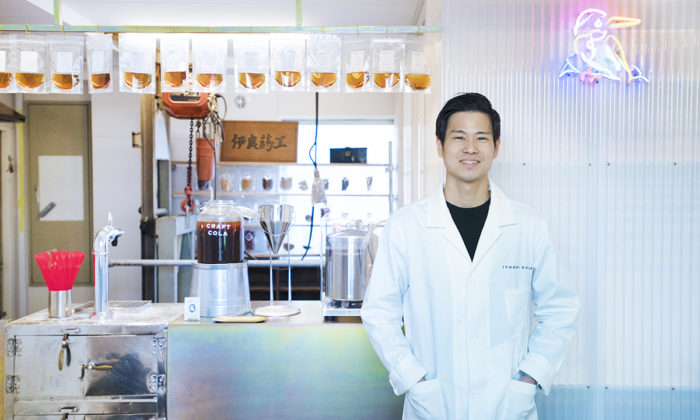 「下落合から地元の魅力と日本文化を発信」。世界初のクラフトコーラ専門店〈伊良コーラ〉が下落合に誕生。