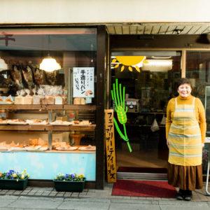 江古田の人々と、街とともに。創業104年のベーカリー〈マザーグース〉のこれまでと、これから。