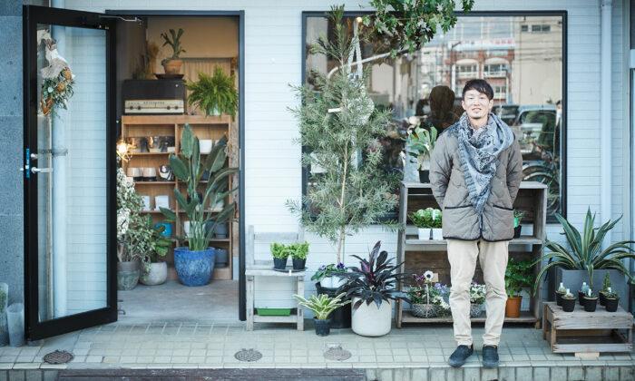 日常に寄り添うフラワーショップ〈Sumika〉。住まいと商いが近くにある新所沢だからできること。