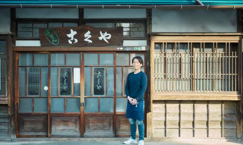 江戸末期から飯能で営業するうどん店〈こくや〉。老舗が見てきた街の変化と暮らしの魅力。