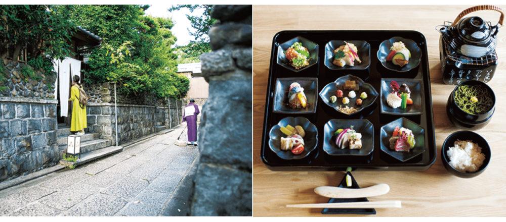 只有在京都八坂才能享用,宛如藝術品的美麗「九宮格自製壽司」——Hanako Taiwan