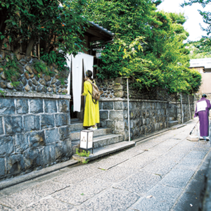 只有在京都八坂才能享用,宛如藝術品的美麗「九宮格自製壽司」