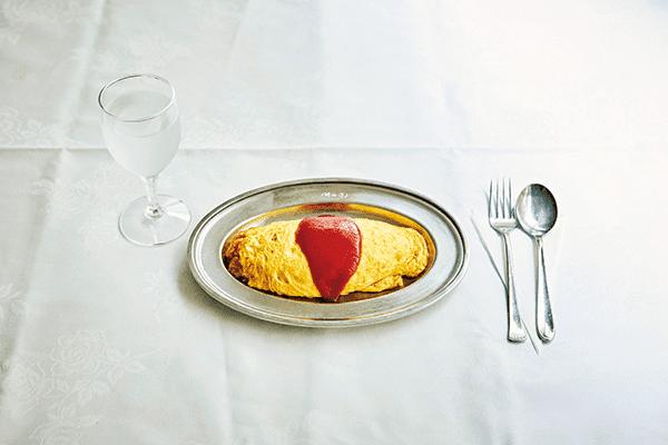 銀座蛋包飯故事ー法國料理<蜂之子>
