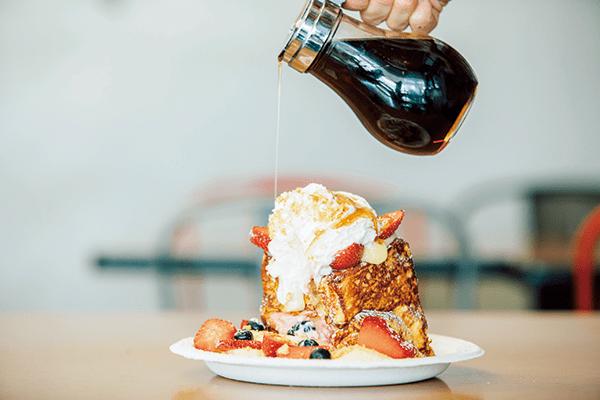 滿足視覺與味覺的早餐,絕對讓你想要起個大早!