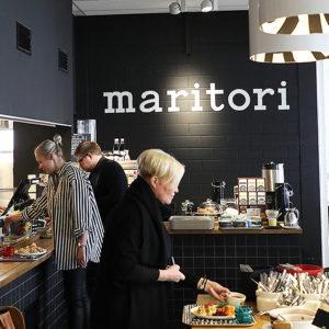 芬蘭巡禮—前往Marimekko員工食堂!令人憧憬的餐桌佈置吸引各國粉絲前來享用道地的北歐料理。