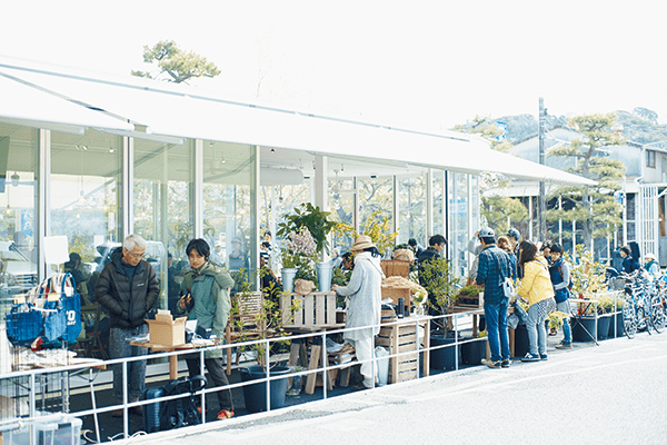 鎌倉在地特色市集
