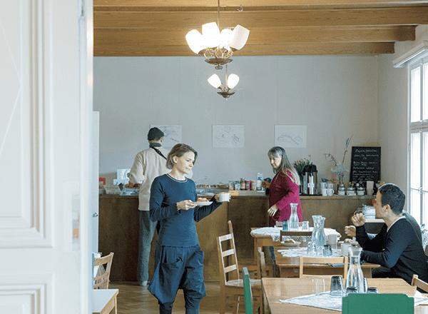 芬蘭食堂巡禮—尋訪阿拉比亞的設計師們