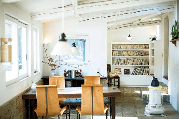 生活風格商店〈starnet〉,為紮根益子的創作家與訪客拉起橋樑,以器皿與飲食展現大地的自然姿態。