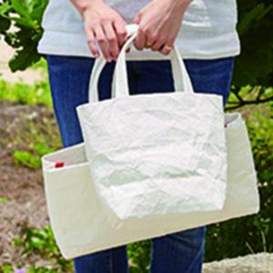 【沖縄】結合環保、公益與藝術。日常生活中用來恰到好處!在沖繩才有的「牛奶盒提包」背後有什麼故事?